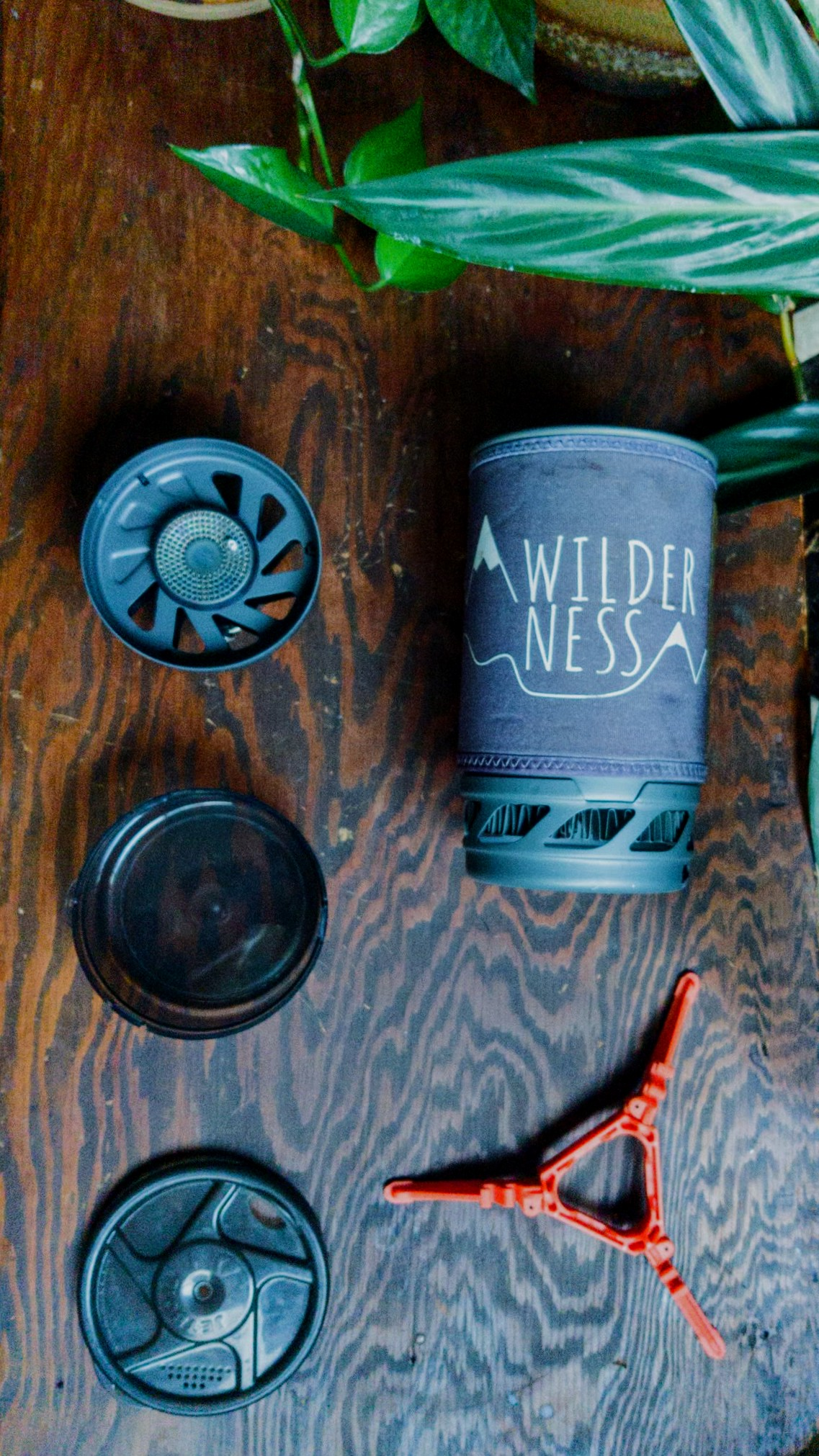 I love making a quick cup of coffee in my jetboil, either at the truck or on the trail.